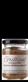 Auslese Riesling Senf | Grillsenf