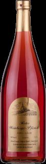 Roter Weinberg-Pfirsich Edel-Likör Literflasche