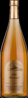 Alter Weinbrand Literflasche