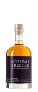 ALTES FASS Trester