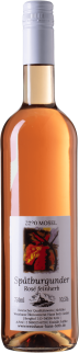 2020er Spätburgunder Rosé Feinherb