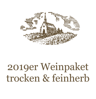 Weinpaket 2019 - trocken & feinherb