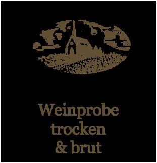 Weinprobe trocken & brut *18 Weine